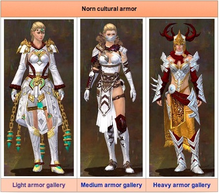 Norn cultural armour